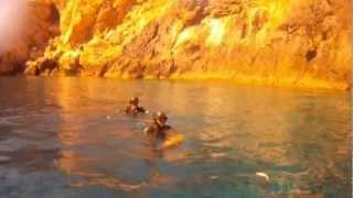 Spearfishing.Kalymnos-Ψαροντουφεκο,Καλυμνο-ΦΡΑΓΚΟΣ.GoPro.