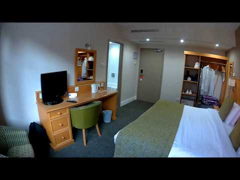 Hotel Room Review - Best Western Room 213 - Nottingham UK