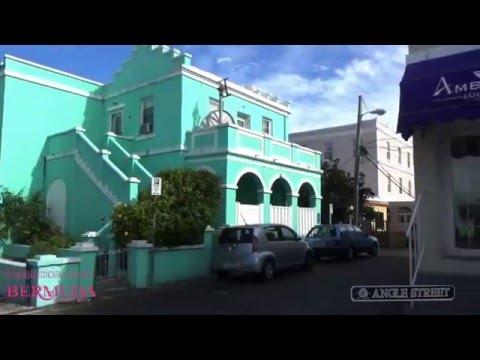 Angle Street, Bermuda, Beautiful North Hamilton