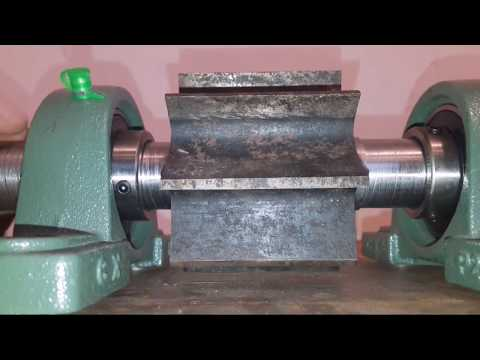 DIY How to make wood chipping machine. Amazing homemade inventions