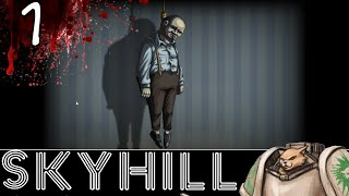 Let's Play Skyhill - Gameplay Introduction - Part 1