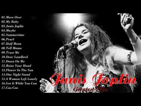 Janis Joplin Greatest Hits || Best Songs Janis Joplin (Cover 2017)
