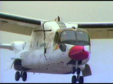 V-22 Osprey First Flight 03/19/1989