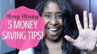 How to Spend Less!! 5 Money Saving Tips || Debt Free Journey