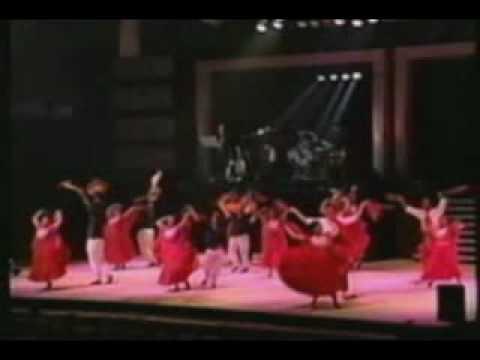 Barbac Folk Dance Ensemble from Costa Rica