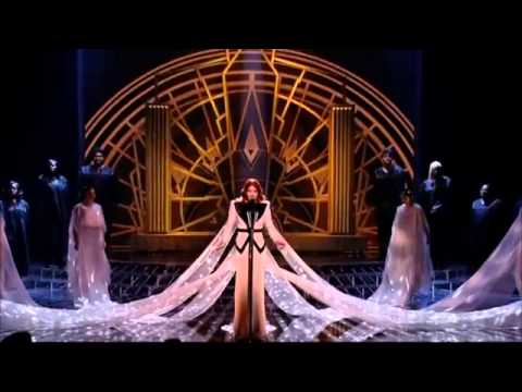 Florence And The Machine - Shake It Out (The X factor)