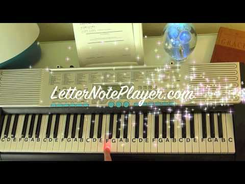 How To Play Frere Jacques Key Of F Lesson For Beginners