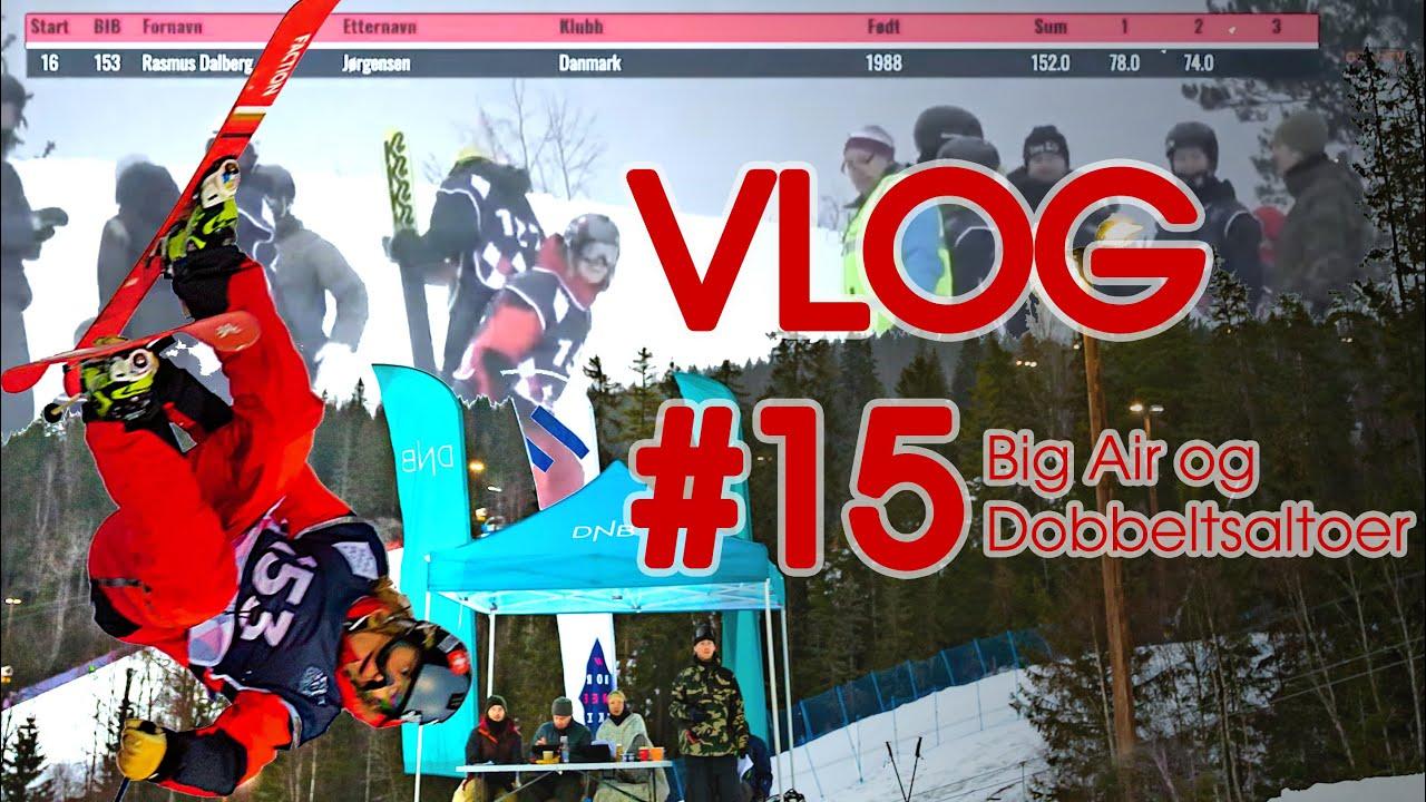 Big Air og Dobbeltsaltoer - Rasmus DJ Vlog #15