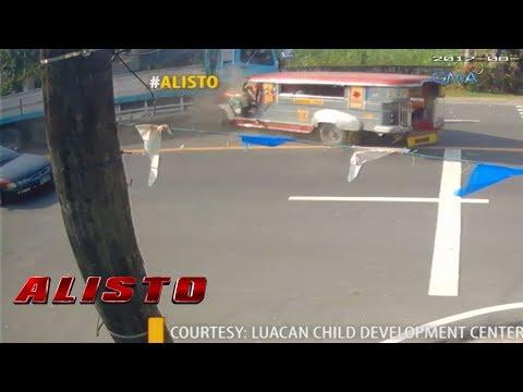 Alisto: Truck at jeep, nagsalpukan sa Bataan!