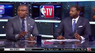 James Harden vs LeBron James MVP Race, Who Do You Pick? | NBA GameTime