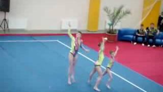 Спортивная акробатика..flv