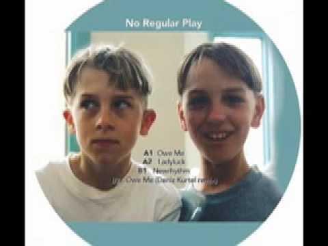 No Regular Play - Owe Me (Nicolas Jaar Mix)