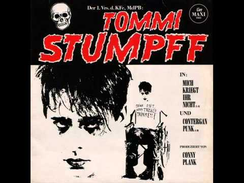 Tommi Stumpff  Contergan Punk B side 1983