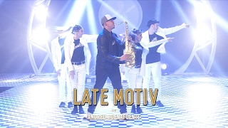 LATE MOTIV - La danza urbana de Brodas Bros   #LateMotiv193