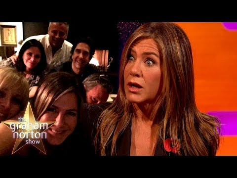 Jennifer Aniston On The Friends Picture That Broke Instagram | The Graham Norton Show