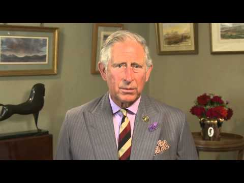 The Prince of Wales's video message to the National Association of Pension Funds conference