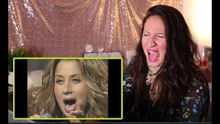 Vocal Coach REACTS to LARA FABIAN- ADAGIO- LIVE