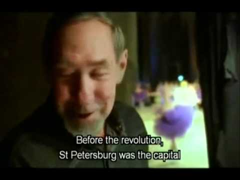 1994 Kirov Ballet's Rehearsal of Konstantin Sergeyev's Sleeping Beauty (Documentary)