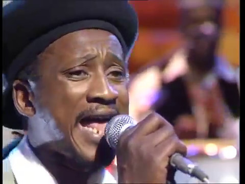 Aswad LIVE - Shine - Later with Jools Holland 1994
