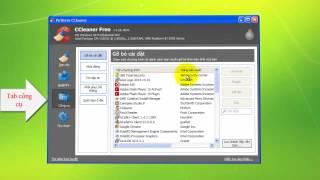 Cao đẳng thực hành FPT Polytechnic_minhnvpd01272_Hướng dẫn sử dụng CCleaner