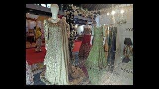 PAKISTAN WEDDING SHOW 2018 at Expo Center Lahore   Ayesha N
