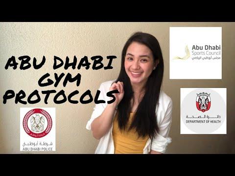 ABU DHABI GYM PROTOCOLS
