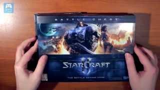 StarCraft II (2) Battle Chest Kicsomagolás | Unboxing - GameSoft.hu