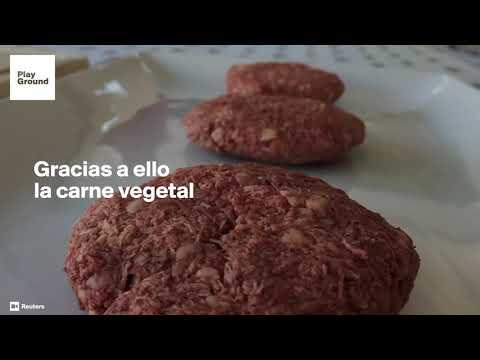 Carne 100% Vegetal