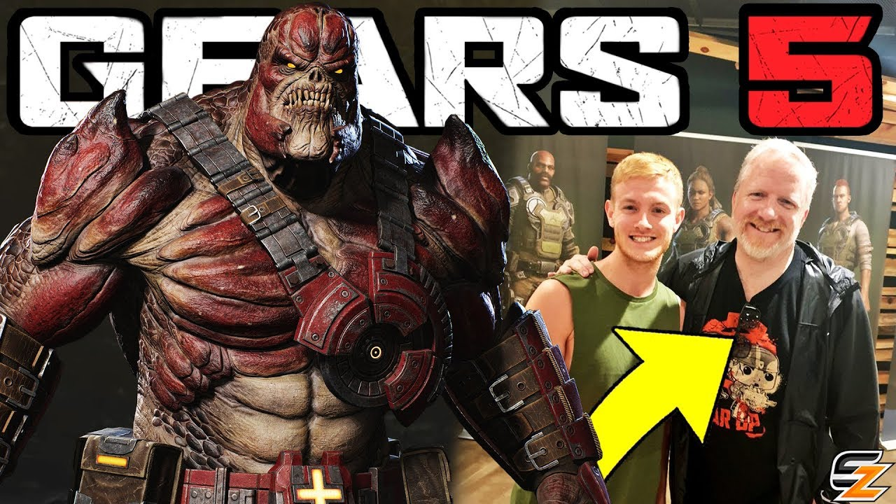 GEARS 5 News - Rod Fergusson Leaving THE COALITION! Future of Gears 2020! thumbnail