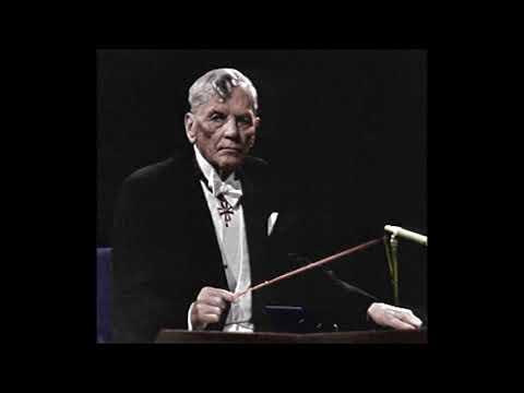 "Bruckner ""Symphony No 4"" Hans Knappertsbusch 1955"