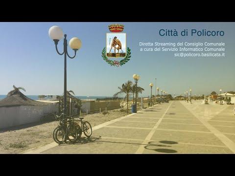 Consiglio Comunale Città di Policoro - 13 Luglio ...