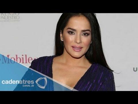 La actriz Danna García reveló los motivos por los que canceló su boda