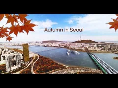 The Four Season Colors of Seoul