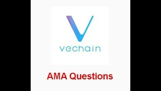 VeChain USA Expansion and ecosystem questions answered in AMA