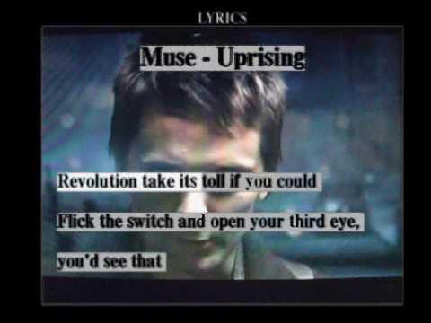 Muse - Uprising ' clip Karaoke '
