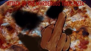 Attack of the Murderous Toxic Pizza (Short Horror Splatter Film) WATCH NOW!