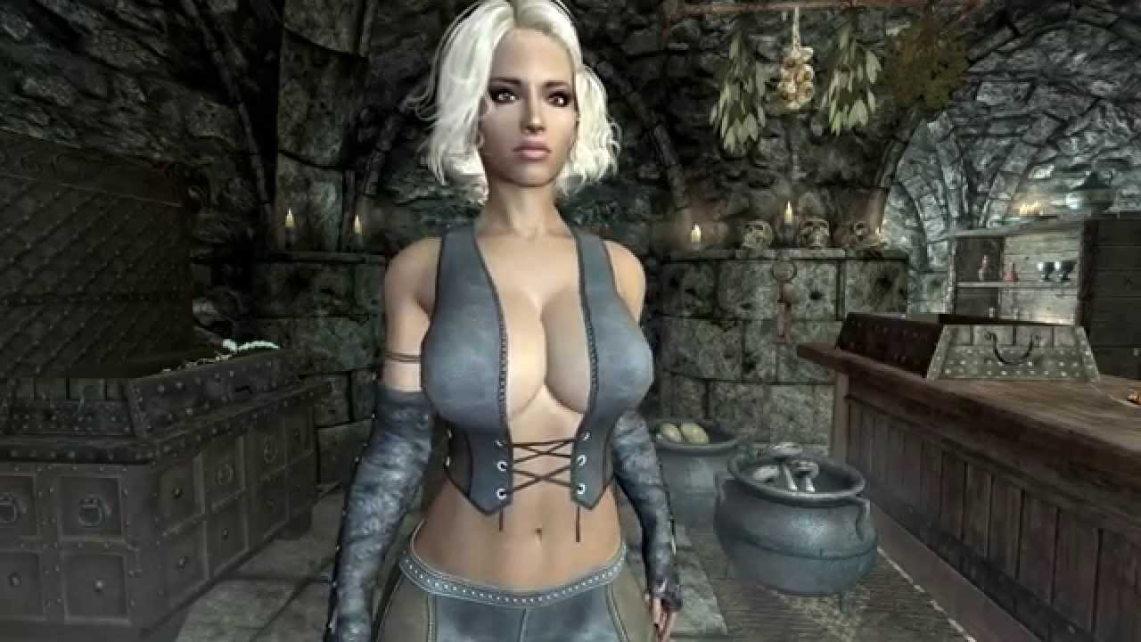 big boobs skyrim