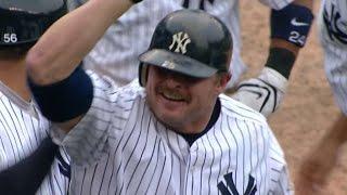 TOR@NYY: Giambi's walk-off homer gives Yanks the win