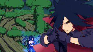 Madara Revived/Madara Rikudou by Mikel8888 #Mugen #AndroidMugen