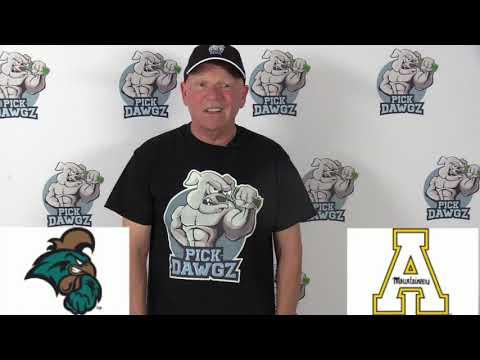 App State vs Coastal Carolina 3/9/20 Free College Basketball Pick and Prediction CBB Betting Tips