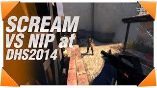 CS:GO - Scream vs Ninjas In Pyjamas @ DHS 2014