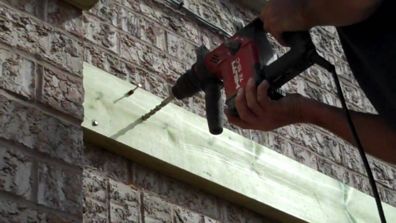 One Example Of How To Attach Your Deck To Your House Wmv