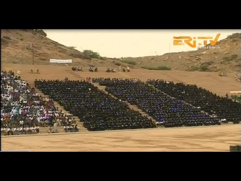 ERi-TV, #Eritrea: Sawa 31st Graduation Ceremony, July 2018 - Part 1