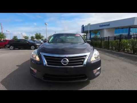 2013 Nissan Altima S Interior Youtube