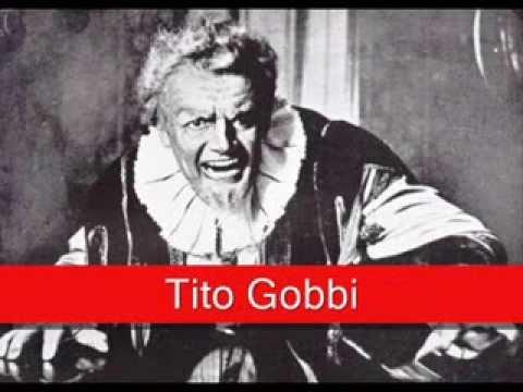 Renata Scotto & Tito Gobbi: Verdi - Rigoletto,