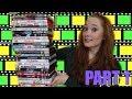 Huge DVD Haul! (Part 1, October 2015) | Amy McLean