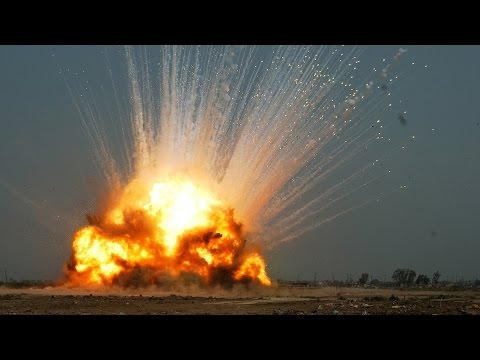 EXPLOSION COMPILATION!! AMAZING NUCLEAR EXPLOSIONS