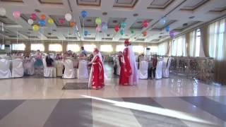 Грузинский танец Ачарули. Студия танца Орхидея