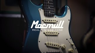 Macmull Namm 2019 Collection - S-Classic In Lake Placid Blue