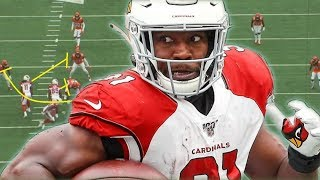 Film Study: What David Johnson will bring to the Houston Texans